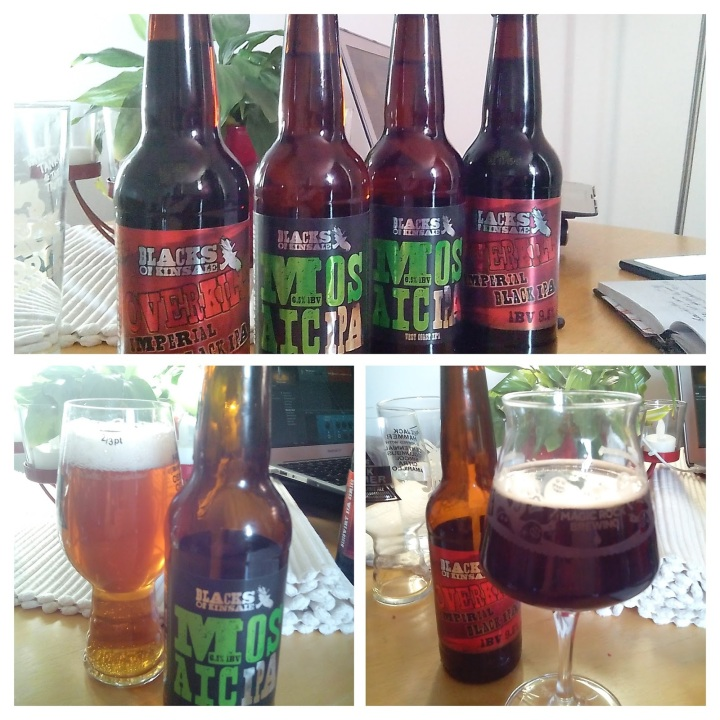 Podcast Episode 22 – Overkill & Mosaic IPA By Black's BreweryKinsale