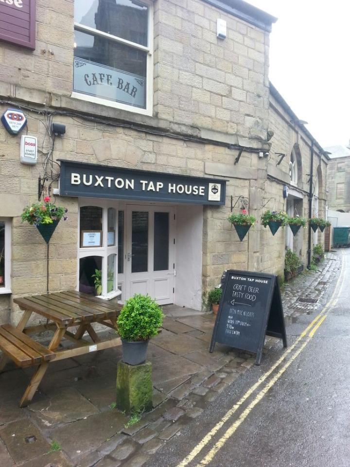 Beer in Derbyshire,UK