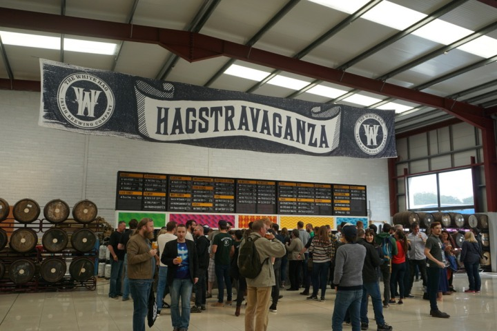 #Hagstravaganza – White Hag Brewery's 3rd Birthday Celebration