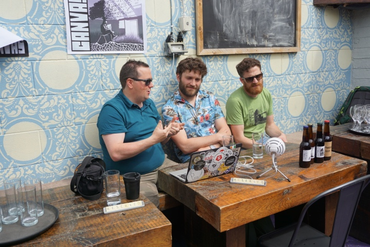 Podcast Episode Fifty Two – An Introduction to CanvasBrewing