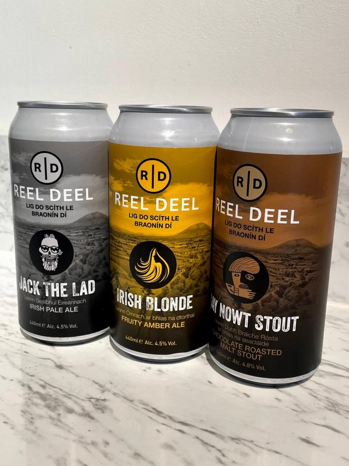 Reel Deel Brewery – Crossmolina's Finest
