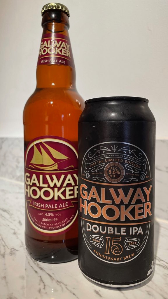 Happy 15th Birthday Galway Hooker